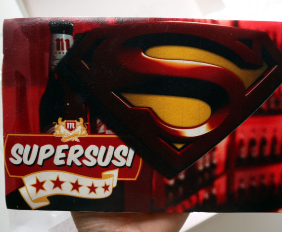 Supergalleta para Super Susi