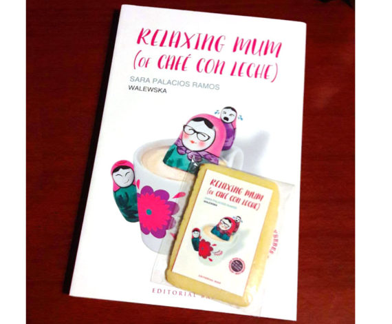 Galletas Libro Relaxing mum