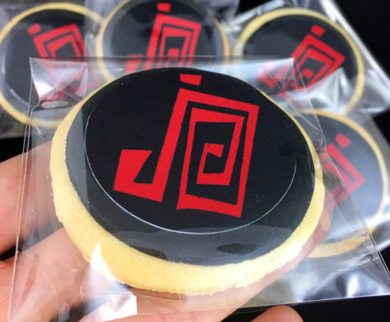 Galletas logo Jamming teatro
