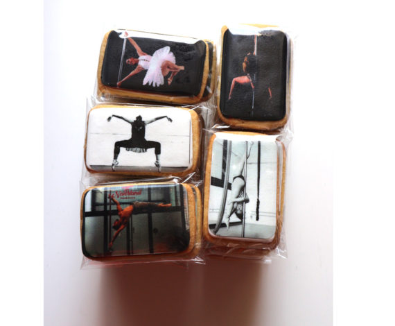 Galletas profesores pole dance